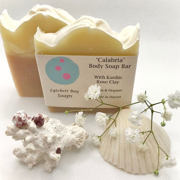 The Chic Eco Boutique Shopping that does not leave a footprint Calabria Organic Soap