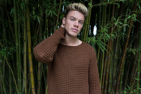 Mannenmode interview - OUTRGS Men's Fashion - Herenmode - Herenlabel - Knitted Sweater - T-shirts - Shirts