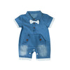 Smart Jeans Cotton Romper Suit