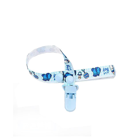 'It's a Boy' Pacifier Clip