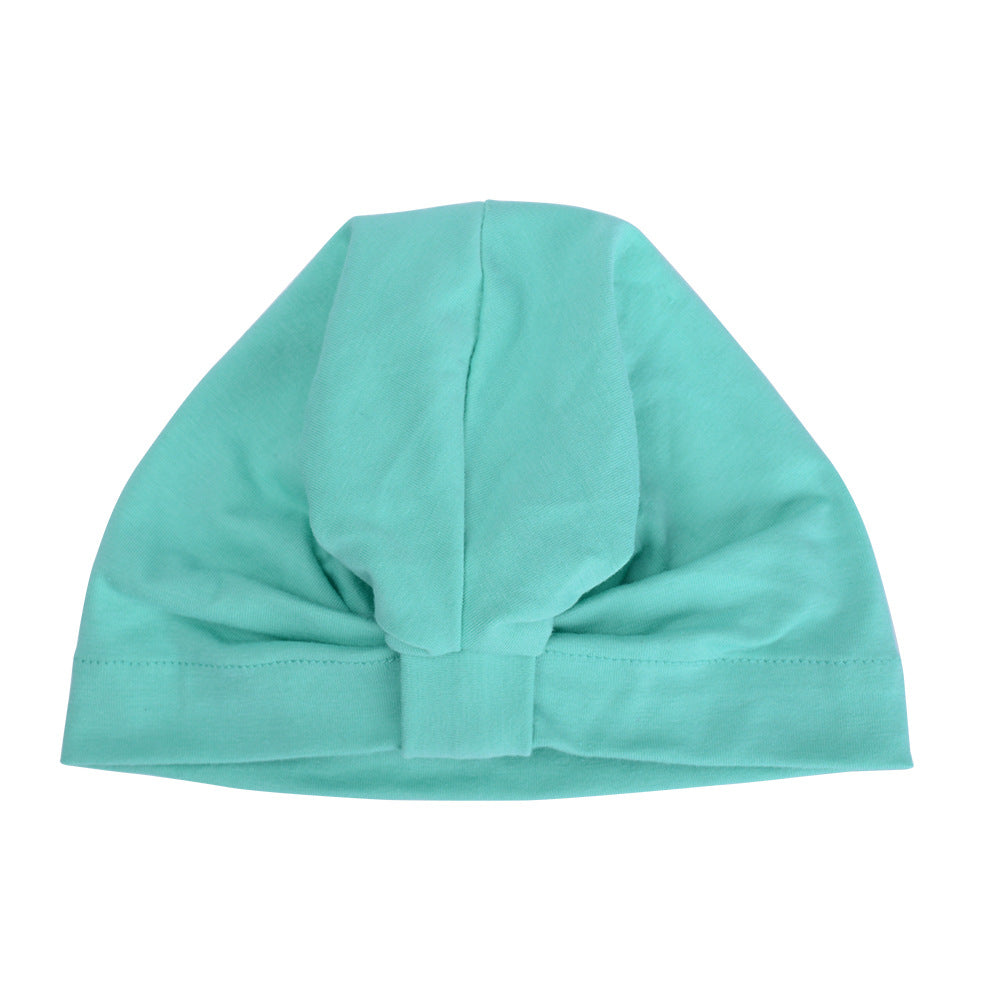 Turquoise Baby Beanie