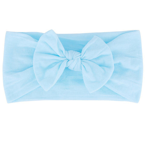 Tiffany Blue Nylon Headband