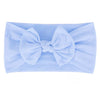 Light Blue Nylon Headband