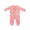 Sweet Pink Unicorn Pyjamas Romper
