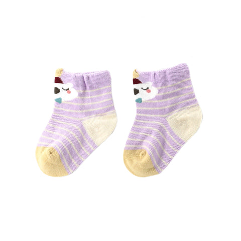 Unisex Kawaii Baby Socks A