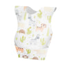 Disposable Baby Feeding Bib - Safari