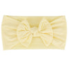Yellow Nylon Headband