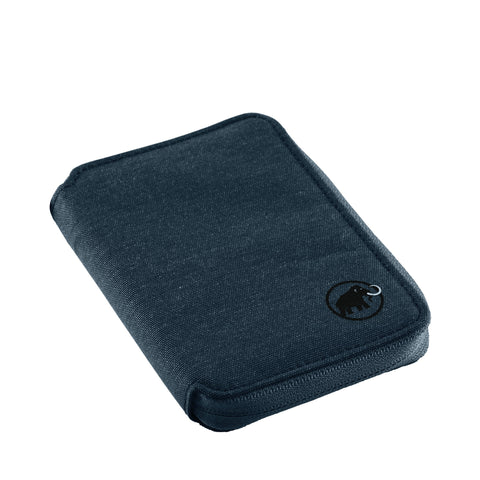 Zip Wallet Mélange d-chili