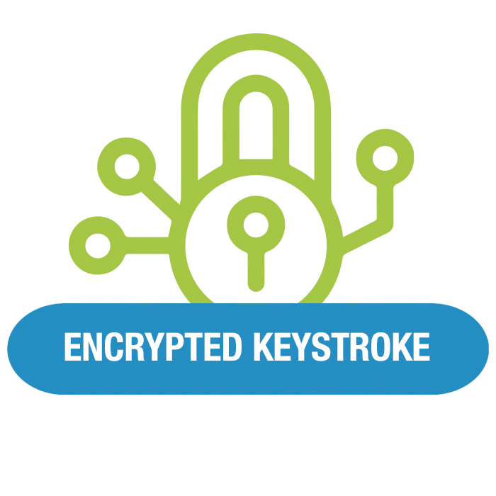 Encrypted Keystroke - Pricing is Per User Per Year - Compliance Armor