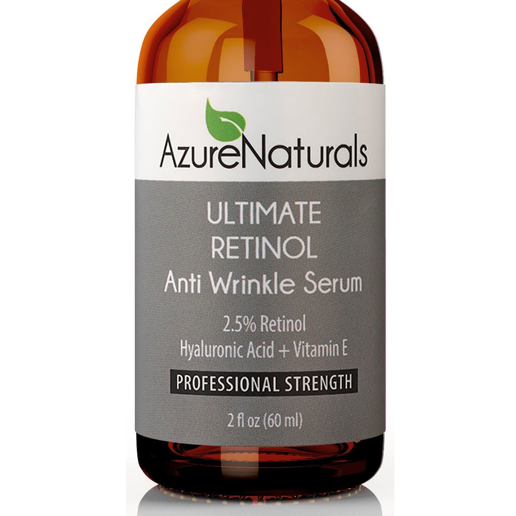 2.5% Retinol Anti-Wrinkle Serum