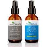 Ultimate Retinol + Hyaluronic Combo Pack