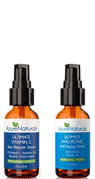 Vitamin C + Hyaluronic - Combo Pack