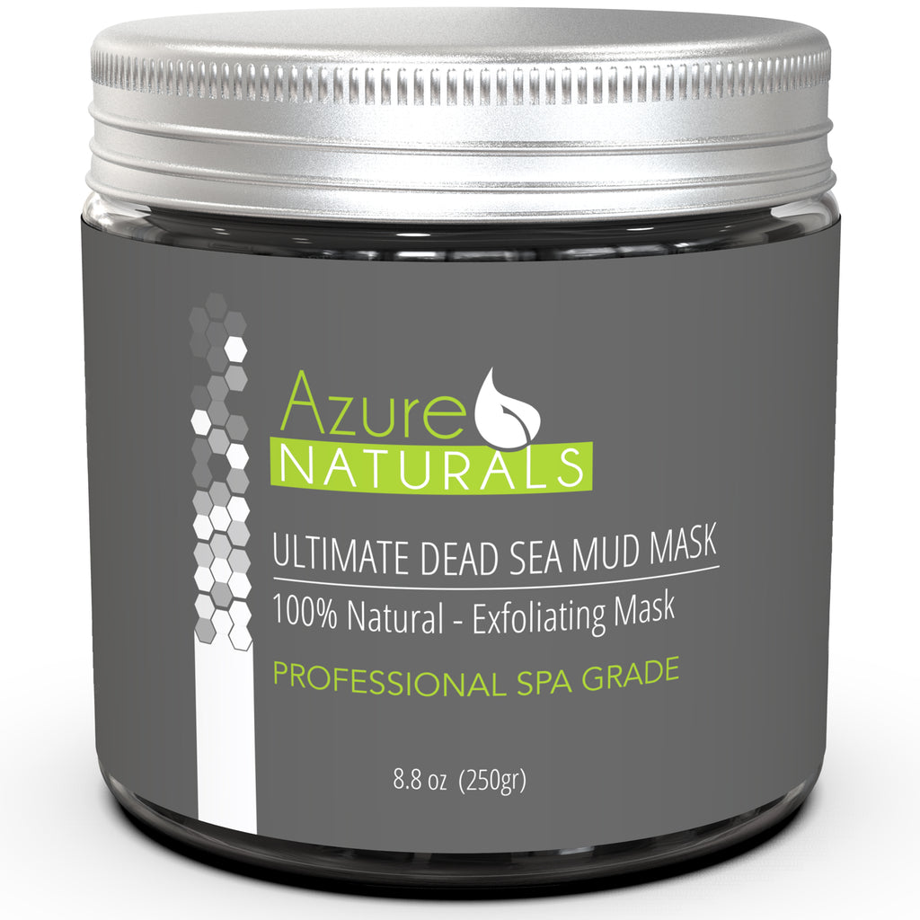 Ultimate Dead Sea Black Mud Mask