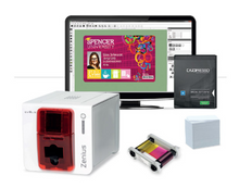 Load image into Gallery viewer, Zenius Card Printer