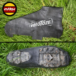 MTBR Reviews veloToze MTB Shoe Covers