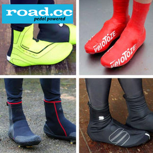veloToze Shoe Covers make road.cc's Top 10 List
