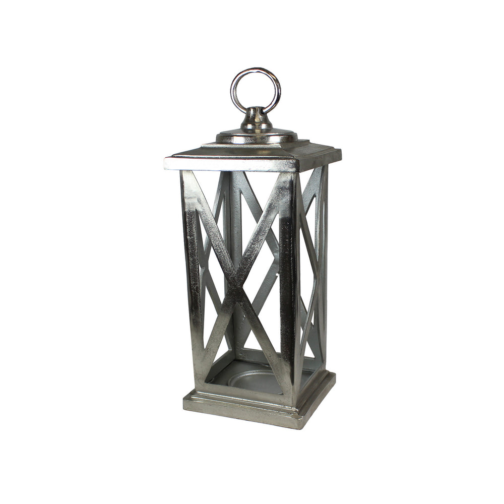 Urban Designs 26-Inch Aluminum Cast Candle Holder Lantern