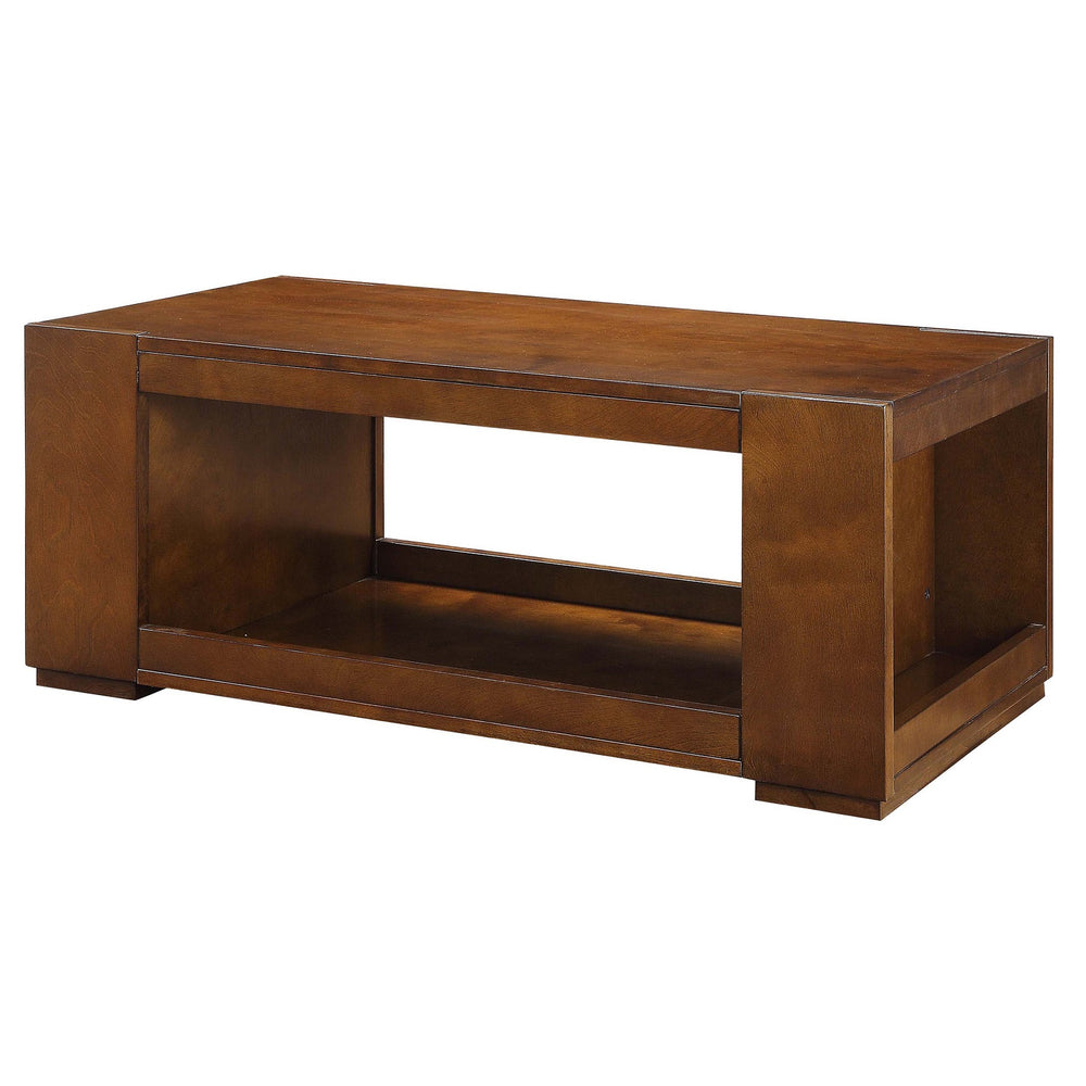 "Urban Designs Cosmopolitan 45"" L Coffee Table With Storage"