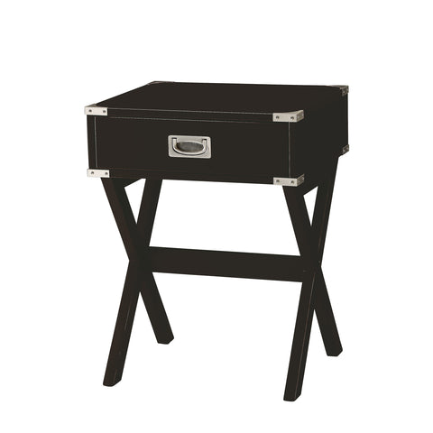 Urban Designs Brent Collection 1-Drawer End Table