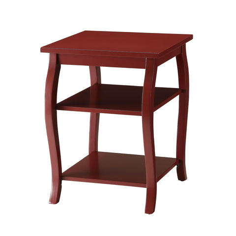 Urban Designs Belding Collection 2-Shelf End Table