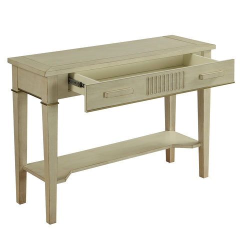 Urban Designs Console Table - Antique White