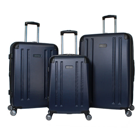 Kenneth Cole Reaction 8-Wheelin 3-Piece Hardside Spinner Luggage Set