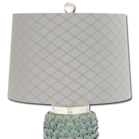 Urban Designs Jacob Handcrafted Ceramic Table Lamp