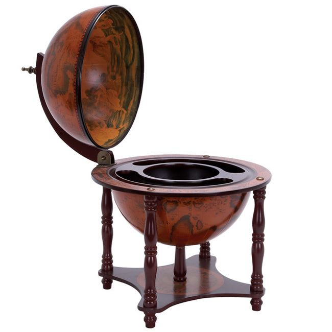Sixteenth-Century Tabletop Italian-Style Olde World Globe Bar