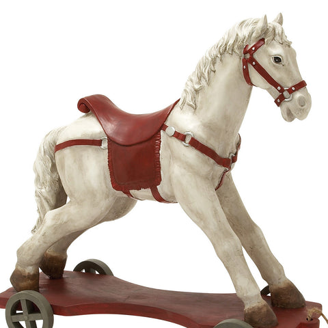 Urban Designs Antique Reproduction Children's Nursery Horse Decor