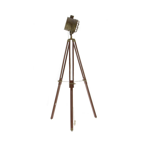 Urban Designs Cinema Studio Floor Prop Light With Tripod Lamp