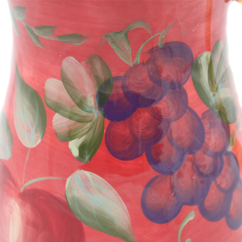 Sandy's Orchard Hand-painted Water Pitcher