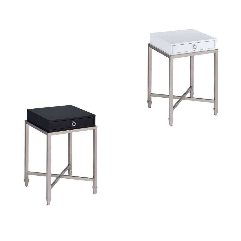 Urban Designs Allura Collection 1-Drawer End Table