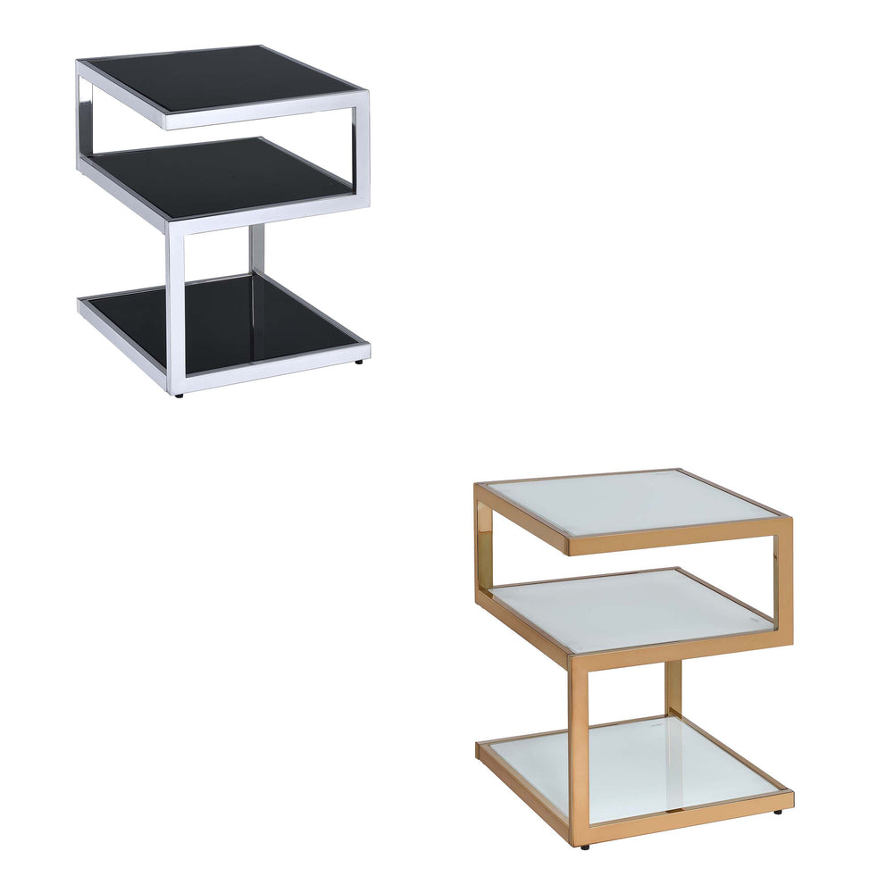 Urban Designs Art Deco Collection End Table
