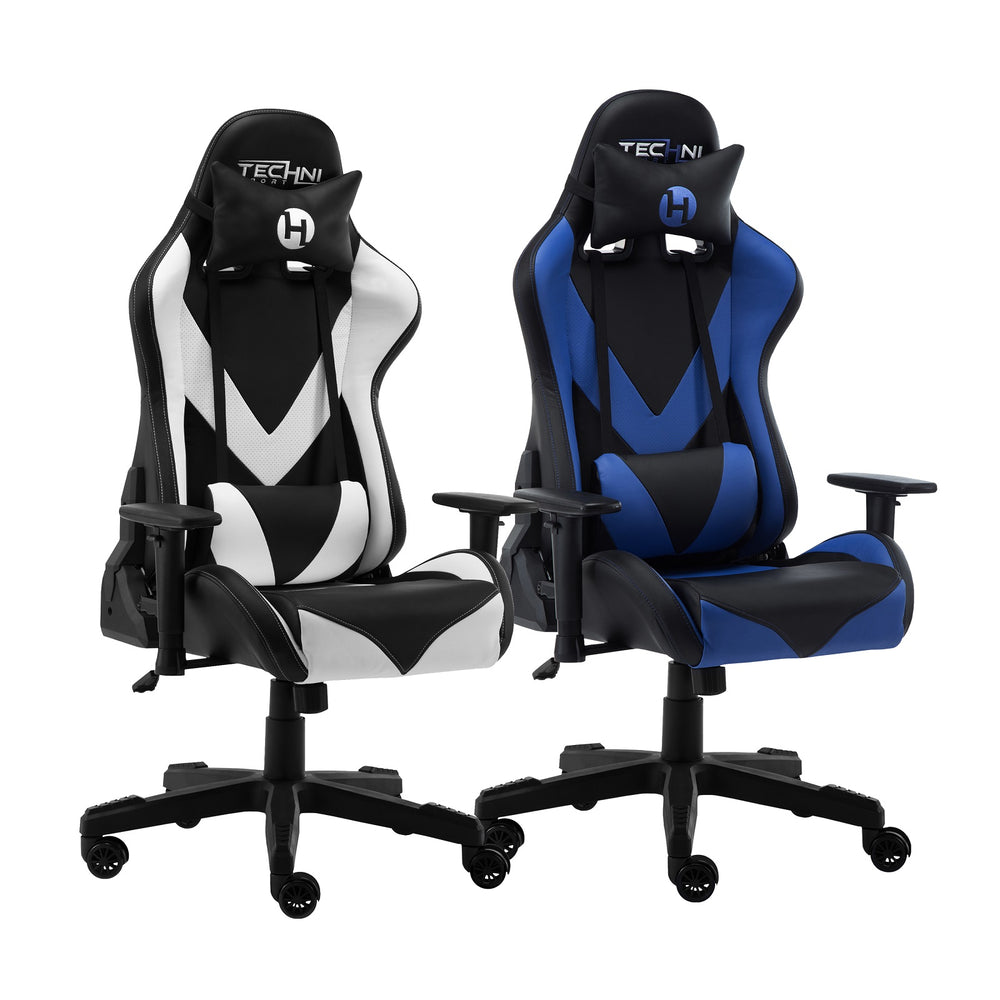 Urban Designs Two Tone High Back Racer Style Office-PC Gaming Chair