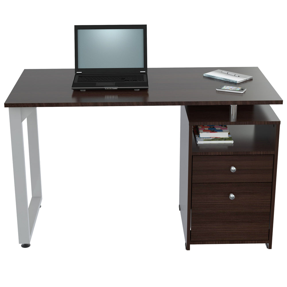 Inval Writing Desk - Espresso Wengue
