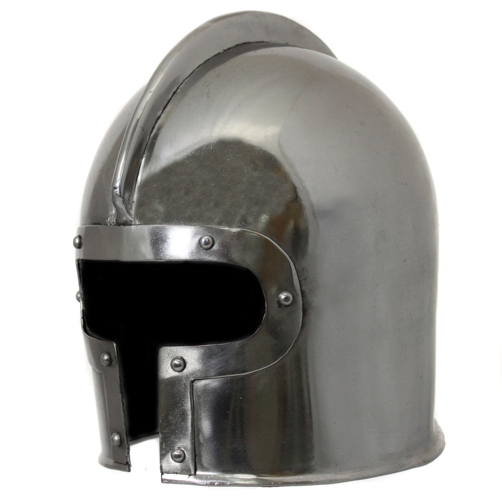 Urban Designs Antique Replica 15th Century Italian Barbuta Battle Amor Helmet