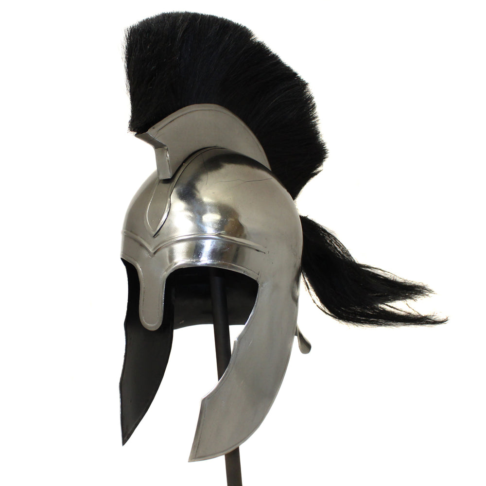 Urban Designs Antique Replica Trojan War Armor Steel Helmet