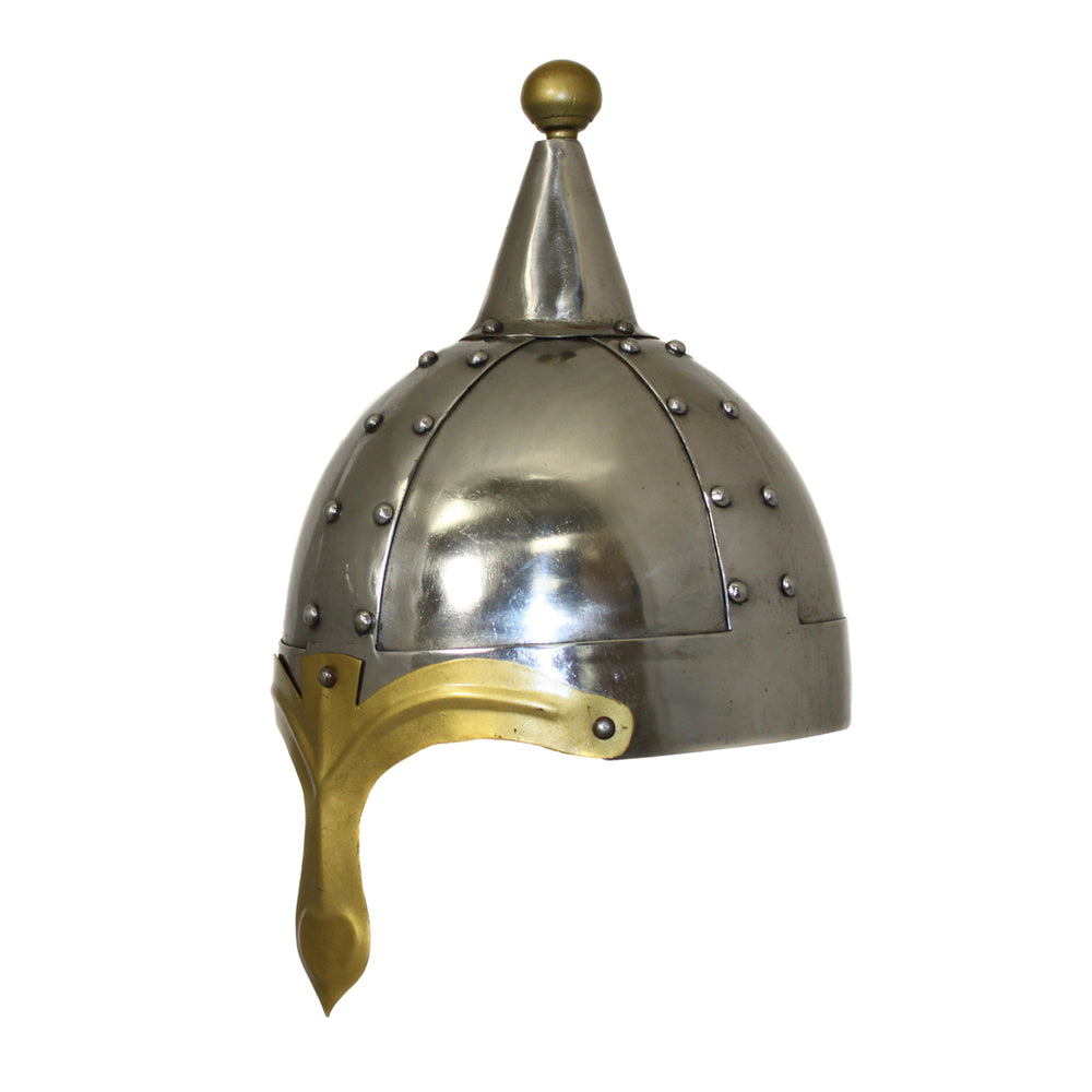 Urban Designs Antique Replica 12th Century Crusades General's Armor Helmet