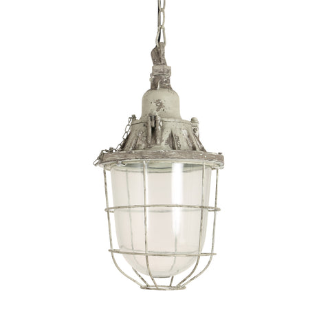 LightMakers 3047427 QUARRY Hanging Lamp, Gray