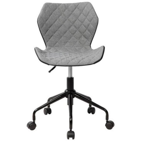 Urban Designs Deluxe Modern Office Armless Task Chair