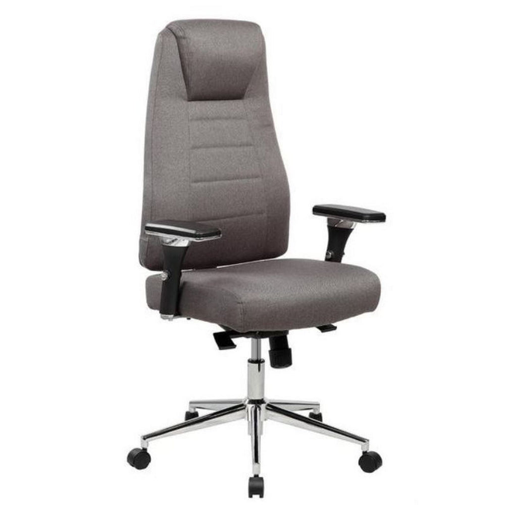 Urban Designs Comfy Height Adjustable Home Office Chair with Wheels