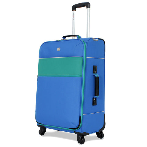 "Wenger SwissGear Lightweight Luggage 24"" Spinner Suitcase"