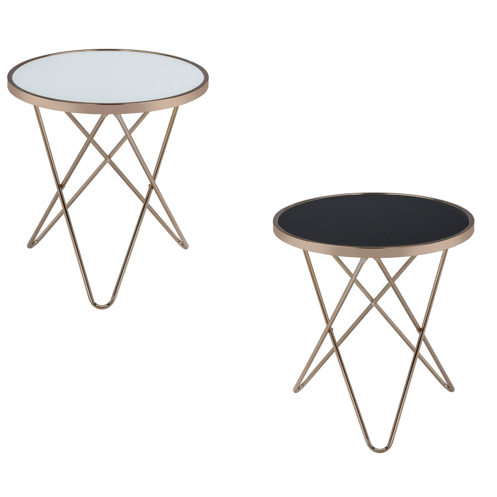 Urban Designs Volute Collection End Table