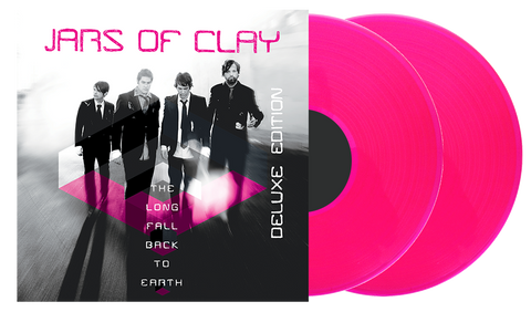 """The Long Fall Back to Earth"" Vinyl Re-Release + Digital Download (Pink)"
