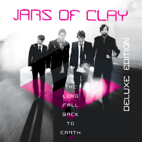"JARS OF CLAY ""The Long Fall Back to Earth"" CD/DVD Deluxe"