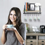 Kitchen Coffee Rack