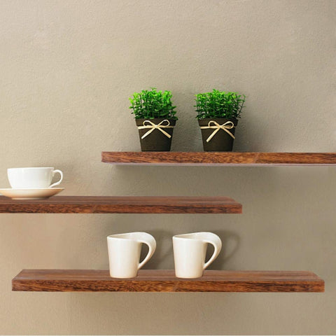 Floating Shelve Displays