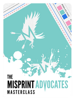 Madison Advocates - MINT / MISPRINT