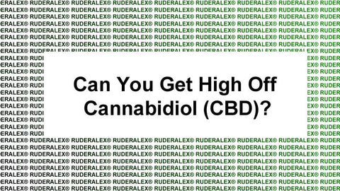 can you get high on cbd?