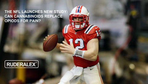 nfl pain study can cannabinoids replace opiods for pain